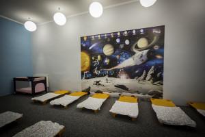 Kosmiczna sypialnia
